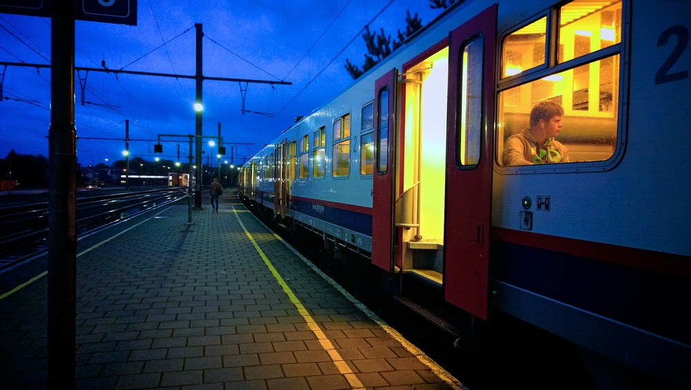 Earlier mornin - Tongeren Station
